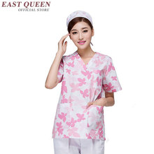Hospital uniforms woman medical uniforms clothing medical scrubs women uniforms for nurses medical uniforms woman AA746(China)