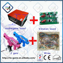 Arcade Machine Kits Aliens Farcry HOD3 3 in 1 Arcade Simulator Shooting Mothergame Board Game Console Kits