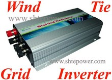 Fedex freeshipping! 300W Grid Tie Inverter for wind turbine, Wide voltage input Power Inverter,DC 22V~60V to ac 110v/220v