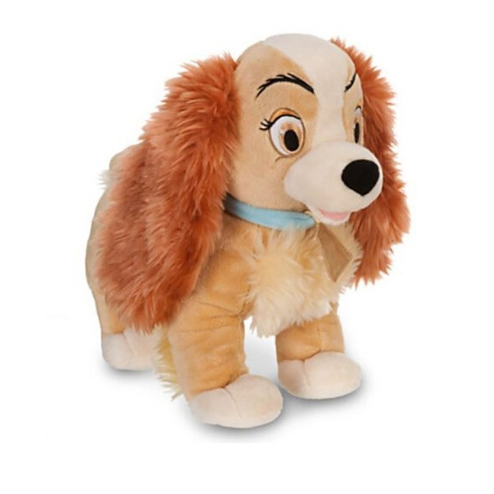 Lady and the Tramp Lady Plush Toys 30cm<br><br>Aliexpress