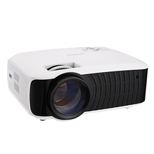 RUISHIDA M3 LCD LED Projector Android 4.4 Wireless Bluetooth 4.0 WiFi 3000LM 1280 x 720P Media Player Home Theater Proyector
