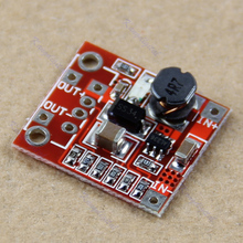 OOTDTY J34 Free Shipping 1PC New 1A 3V to 5V DC-DC Converter Step Up Boost mobile power supply Module
