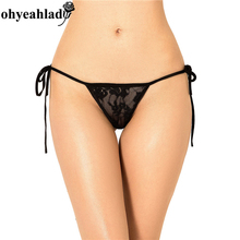 Buy P5136 Ohyeahlady Women Panties New Arrival Sexy Ladies Underwear 2017 Solid Briefs Women Hot Sale Women G String Pant