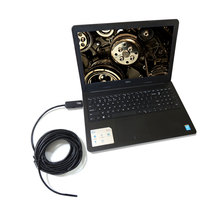 2m 5m 7m 10m Windows PC USB Endoscope surveillance camera with 7mm 6LED Waterproof Lens Inspection Borescope for PC Laptop
