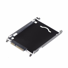 Fit For HP EliteBook 2560p 2570p Series SATA HDD Hard Drive Disk Caddy+Connector VCX51 T10