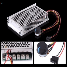 10-50V 100A 5000W DC Motor Speed Regulator Motor Speed Control Controller PWM Control Switch Governor(China)