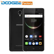 In stocks Doogee X10 5 inch Smartphone MT6570 dual core 3G Cell Phone 512MB RAM 8GB ROM 5.0 MP Camera Unlocked Mobile phone(China)