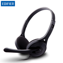 Edifier K550 Computer Headphone Noise Cancelling Game Headset HIFI Headphones with Microphone for PC Tablet Smartphones