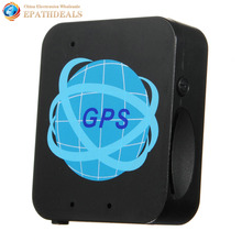 TK101 Auto Car GSM GPRS Tracker Quad Band 850 / 900 / 1800 / 1900Mhz Vehicle Tracking Device with Charger and USB Cable