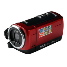"Hot 2.7"" LCD 270 degree rotation Digital Camera DV machines 16x Digital ZOOM 720p HD DV Family expenses Digital Camera DVR"