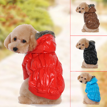 Buy Best Sale Warm Dog Clothes Dogs Winter Pet Dog Coat Jacket Puppy Hoodie Outfit Autumn Chihuahua Teddy Pet Clothing 8C15 for $7.55 in AliExpress store