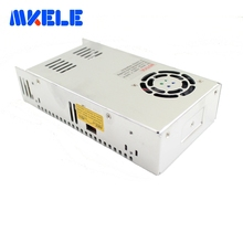 MS-500-12 500W 41A Power Supply Switching For Led Strip Light DC12V Transformer AC-DC SMPS With Display Billboard Industr
