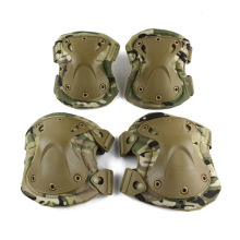 Military Tactical paintball protection knee pads & elbow pads set outdoor sport Airsoft Hunting Equipment(China)