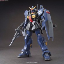 Bandai HGUC 194 Gundam MK-II Titans specification model kit hobby scale model building(China)