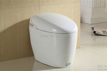 2016 Hot sale  factory price Automatic water flushing siphonic smart toilet