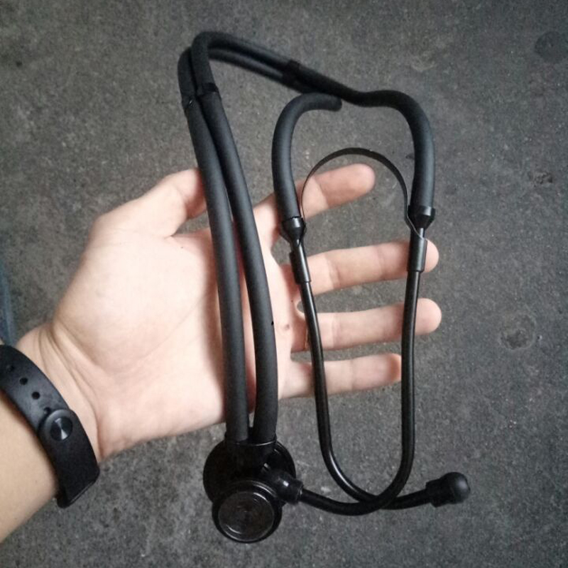 high quality CRT868 Double sided stethoscope fetal heart rate stethoscopes Medical auscultation Health care tool<br>