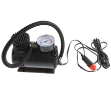 Portable Car Style Auto DC 12V Electric Air Compressor/Tire Inflator 300PSI Automobile Emergency Air Pump for Cars(China)