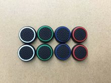 16x Silicone Thumb Stick Grips Cap Cover for Sony PlayStation 4 PS4/ Xbox 360/ PS3 /Xbox one Thumbsticks Game Accessories
