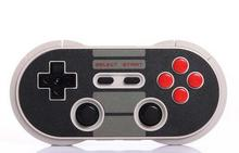 new 8Bitdo NES30 Pro Game Controller Wireless Bluetooth Gamepad For IOS Android PC Mac Dual Classic Joystick Retro Linux Design