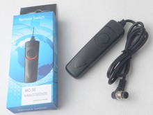 MC-30 Shutter Cable Release D200 D300 D700 For Nik0n Camera Camcorder shoot