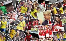 Living room home wall decoration fabric poster Arsenal Football Classic printing painting wall pictures(China)