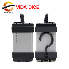 For VOLVO vida dice full chip 2014d pro diagnostic tool vida dice for volvo code reader scanner blue pcb 5pcs/lot DHL free(China)