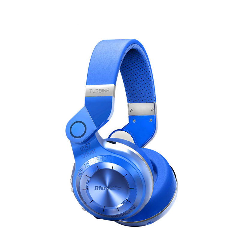 Blue dio T2 Wireless Bluetooth Stereo Headphones For IOS Android<br><br>Aliexpress