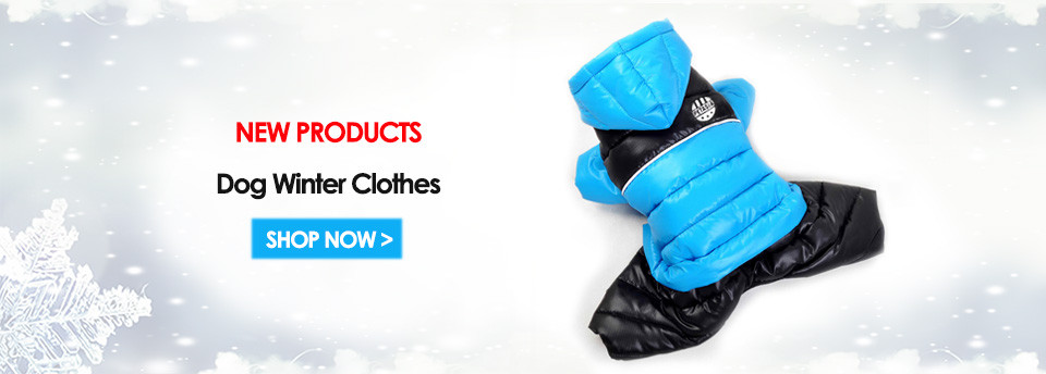 winter dog clothes adidog 402