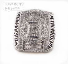 The NHL, 2011 Boston bruins, league championship ring, high quality replica.(China)