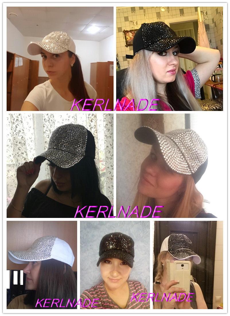 High Quality WOMEN brand baseball cap new fashion rhinestone crystal denim snapback caps wholesale woman hip hop snapbacks hats 20