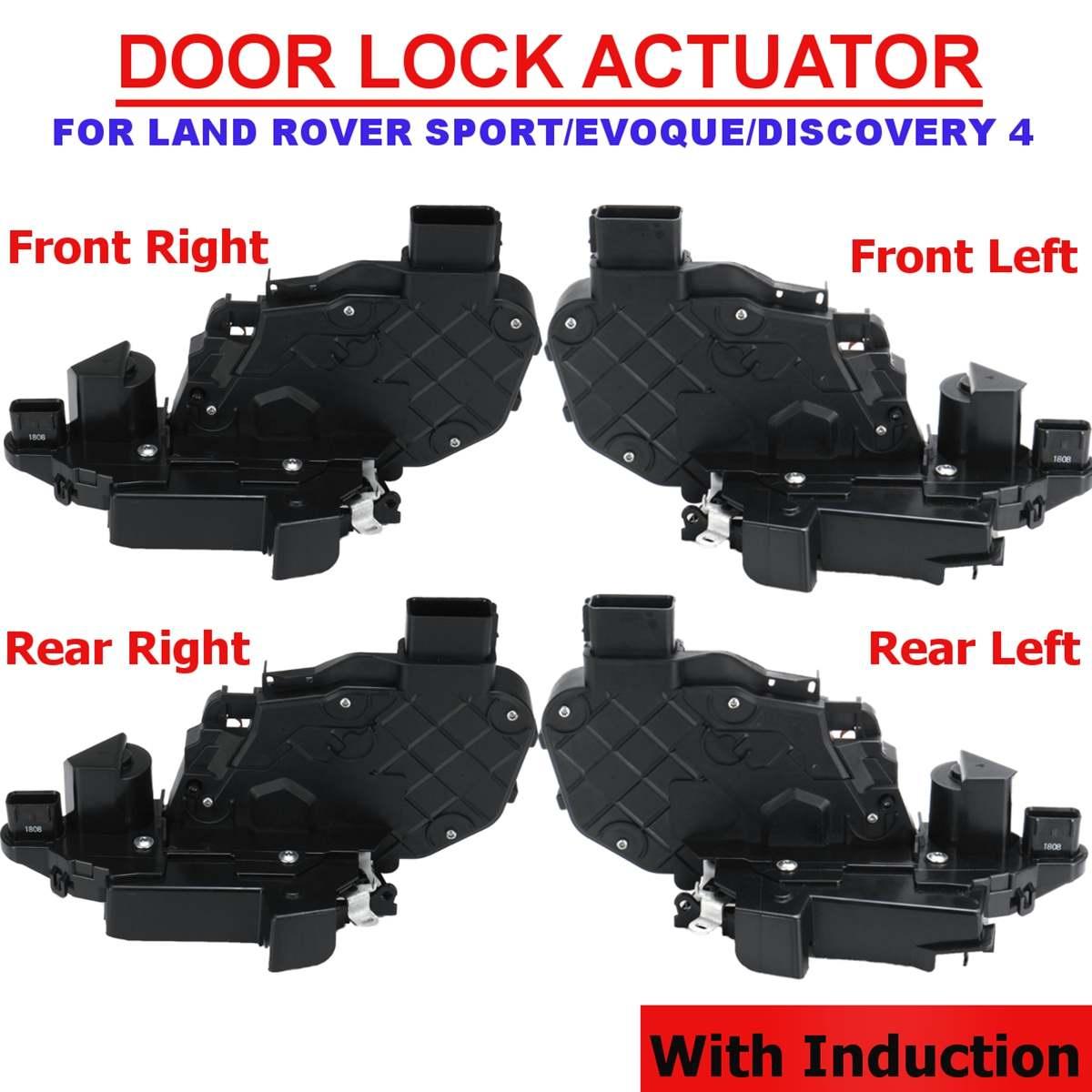 Front Left Driver Side Door Lock Actuator for Range Rover Sport Evoque LR011277