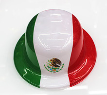 most  popular party supplies  pvc round caps  Mexico best seller
