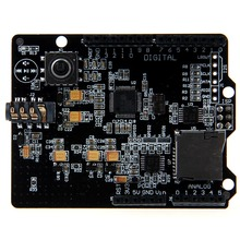 High quality Audio player module MP3 MUSIC PLAY Music Shield V2.0 Audio decoder module