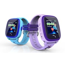 DF25 Child Smart Watch Waterproof Smartwatch Kids Safe Anti-Lost Monitor Children SOS Call Location Device Tracker Boy Girl Baby(China)