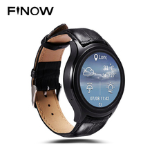 Finow X1 Smart Watch WIFI Sim Android OS Heart Rate Monitor GPS Bluetooth Pedometer Call App download compatible IOS and android