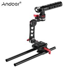 Andoer C-Shape Video Photography Film Making Camera Cage Bracket  for Sony A7 A7R A7II ILDC for Canon Nikon DSLR Camera