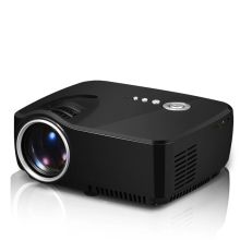 Mini Portable LED Video Projector Portable Mini LED LCD Projector HD Home Cinema Theater projeksiyon Game AV USB VGA SD EU/US/UK
