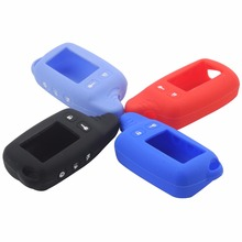 TW9010 Silicone case for Tomahawk TW9010/TW9020/TW4000/TW7010 Lcd remote Control two way car alarm system Silicone Cover +logo