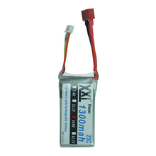 XXL Wholesale Price 1300mAh 14.8V 4S 25C Max 50C Toys & Hobbies for Helicopters RC Models Li-polymer Battery