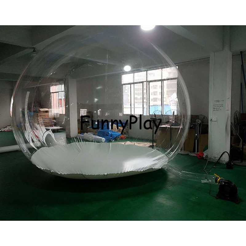 Inflatable bubble tent3