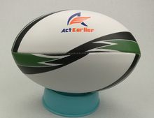 ActEarlier Outdoor Sports Official Size 5 Rugby Ball For Training Rugby Sports Entertainment Toy