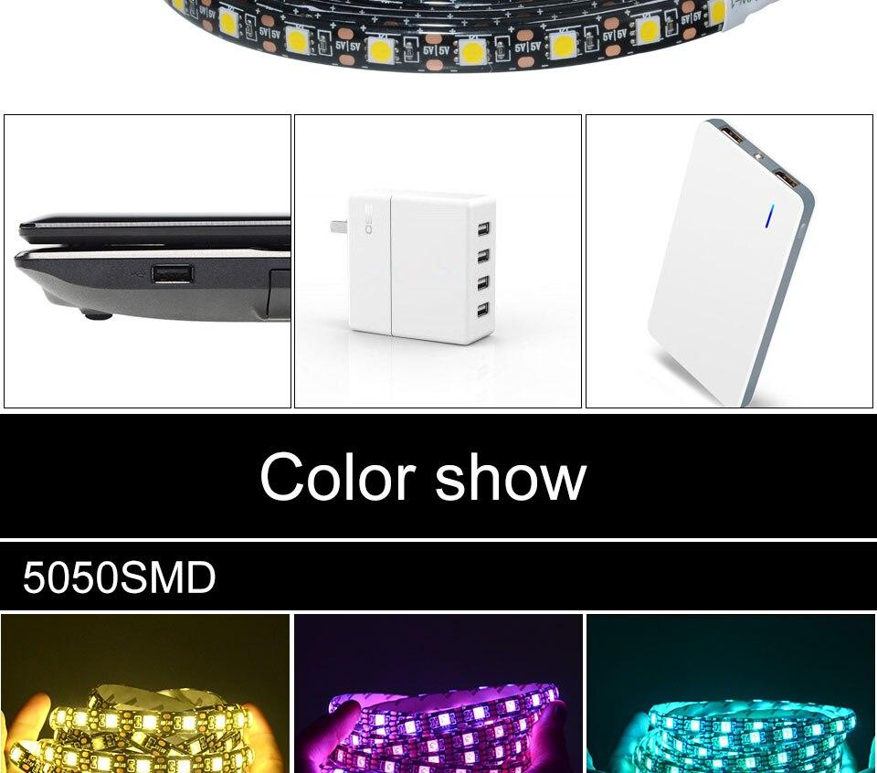 LED Strip light 5v usb (9)