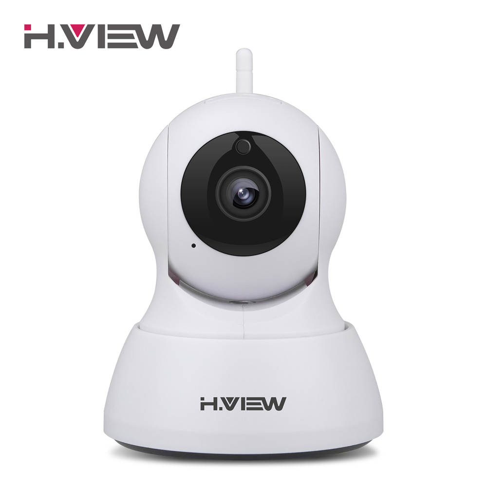 H.VIEW 720P IP Camera CCTV Wifi Camera 1200TVL Camara IP H.264 Wifi Cameras Wifi Android iPhone OS Access Cameras(China)