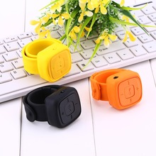 Mini Watches Wristbands Mp3 Player Support Micro TF Card Slot mini MP3 Music Player(China)