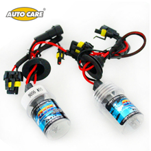 Auto Care 9006 HB4 Auto Car Xenon HID Bulb Headlight Lamp 55W 12V Color Temperature 3000K 4300K 5000K 6000K 8000K 10000K 12000K