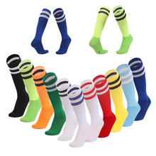 New Summer Adult Men Women Football Soccer Socks Above Knee Long Stockings Plain Rugby Sox Hiking Sports Socks Thin breathable(China)