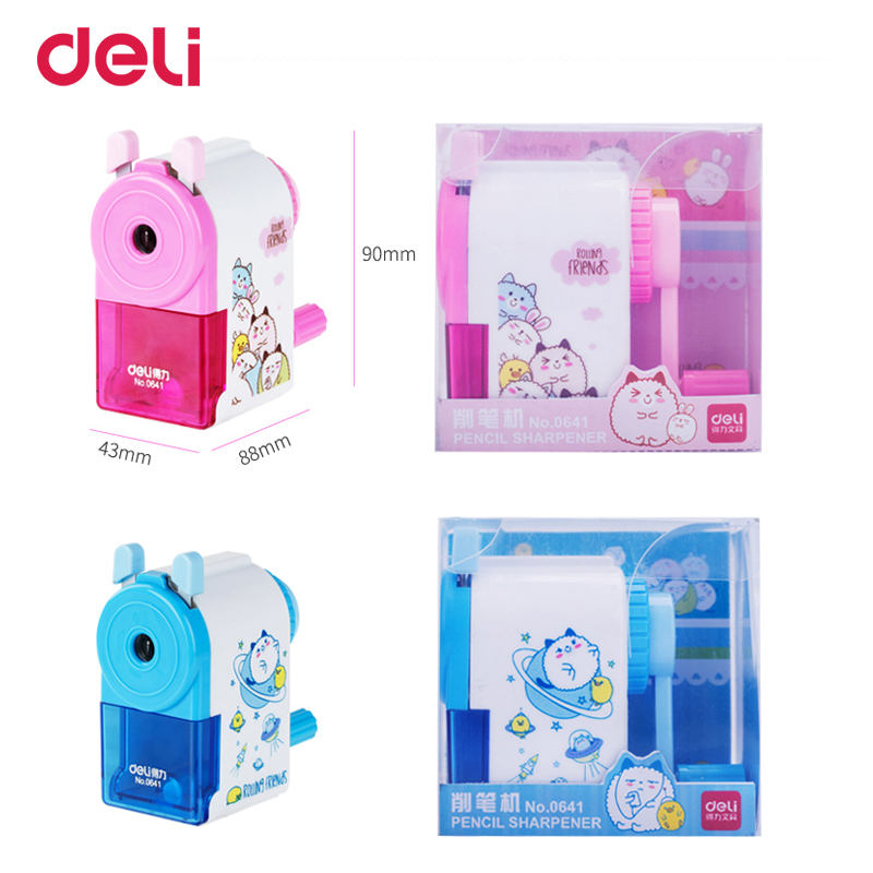 Kwaii-Deli-Mechanical-pencil-sharpener-Stationary-Office-apontador-Hand-operated-manual-sharpener-School-supplies-for-kids (1)