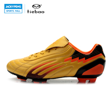 TIEBAO Outdoor Men Women Football Shoes Breathable FG & HG & AG & S Soles Football Cleats Athletic Soccer Shoes Sneakers, old(China)