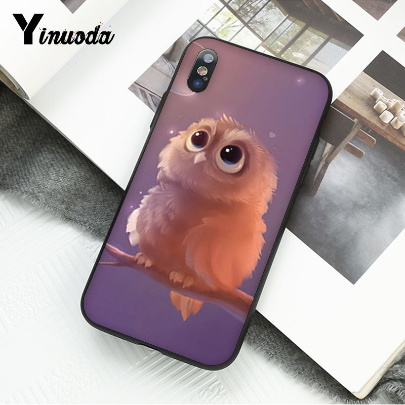 Animal Cute Cartoon Owl