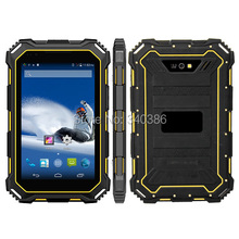 One Day!!! Big Discount IP67 Waterproof Rugged Tablet PC 7 Inch Touch Screen 3G Quad Core 16GB ROM 7000mAh Big Battery